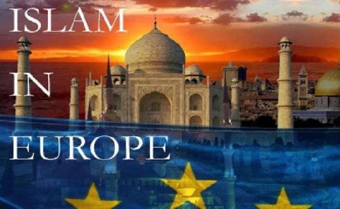 قصة الإسلام في أوربا
