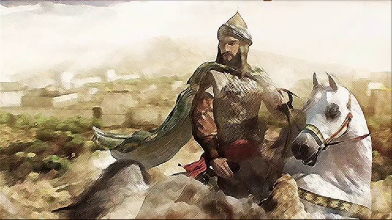 سيف  الدين قطز والرسالة الخالدة