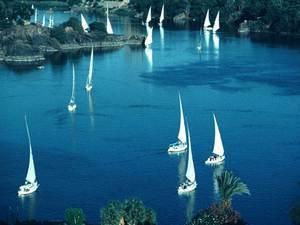 النيل.. شاهد على حضارة الإسلام