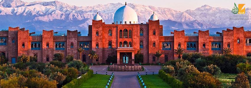مدينة مراكش .. التاريخ والحضارة