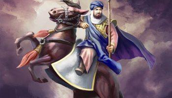 معركة ممس ومقتل كسيلة البربري